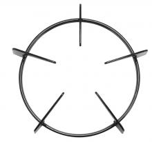 Round glass wire oven rack (height and low -2 entry)