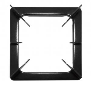 Square oven rack