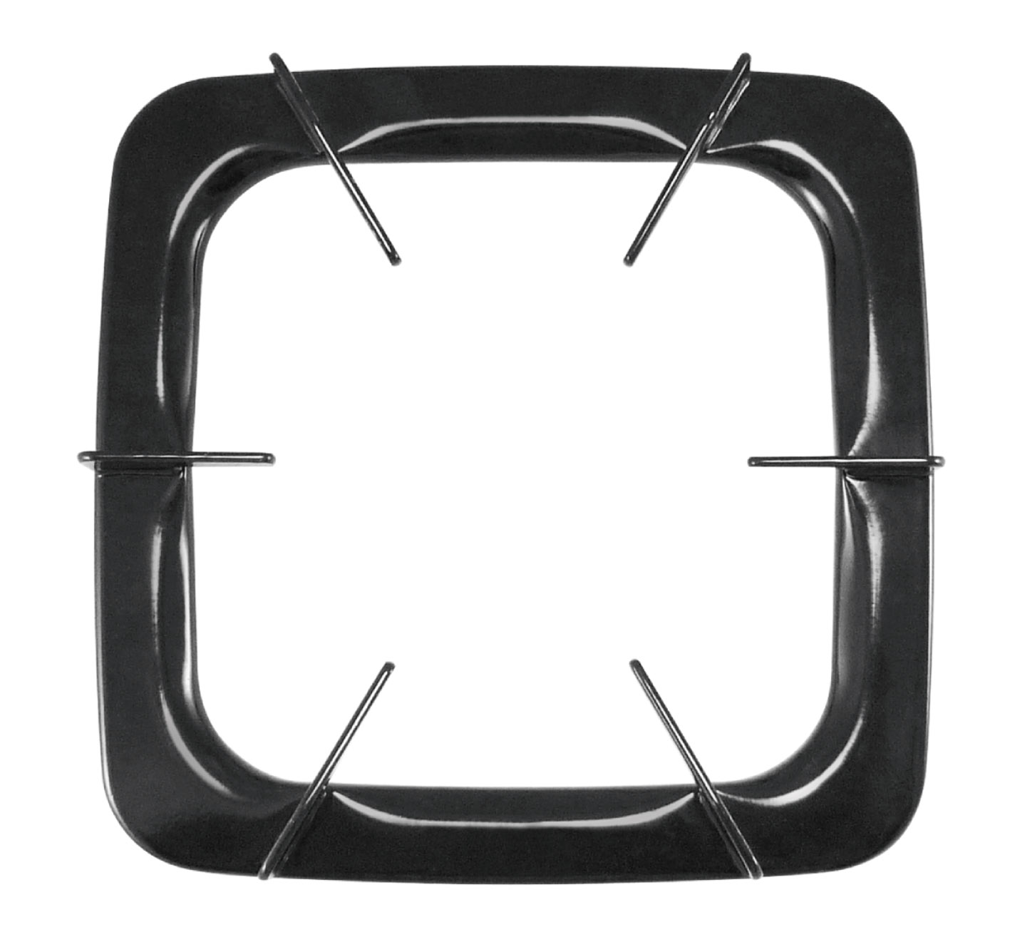 Square oven rack (height and low / 2 into)