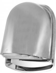 New six-generation stainless steel cyclone head - Oval